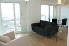 ***MUST VIEW***1 Bed Apartment,£1350PCM Excluding Bills, 17th Floor, Gym, Bromley-By-Bow E3 - SA