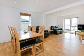Two double bedroom, two bath room modern apartment located a short walk to Kentish Town underground!