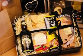 CUSTOM MADE FATHERS DAY HAMPERS
