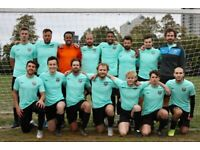 Football team looking for quality, committed new players for Sunday morning 11 a side 2128hg32