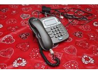 BT Paragon 500 corded phone with answering machine