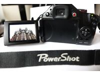 Canon Powershot SX40 HS Digital Camera 35x optical zoom