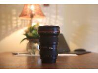 Canon EF 16-35 f/2.8L II USM + UV-Filter