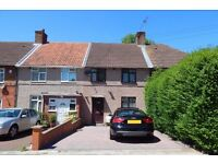 THREE BEDROOM MID TERRACED HOUSE TO RENT, EDGWARE, HA8