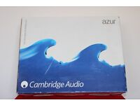 Cambridge Audio Dvd Player