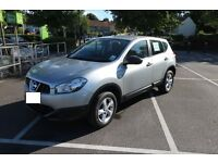 Clean Car Nissan Qashqai 1 lady owner from new