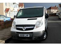 For Sale Vauxhall Vivaro 2008 in Good Condition
