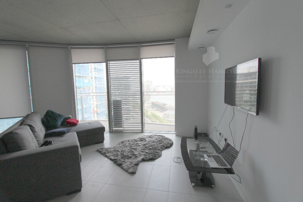1 bed £375 Hoola Building, Royal Victoria, Canning Town, *NO REFERENCE FEE*
