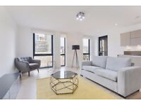 Very Spacious 2bed2bath BRAND NEW furnished apartment Gym! BLACKWALL CANARY WHARF BOW E14 JS
