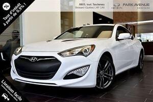 2015 Hyundai Genesis Coupe 3.8 **8MAGS 8PNEUS**