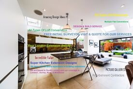 Low Cost Evolve Design Architectural Services, Extensions & Loft Conversions, Cheap Prices
