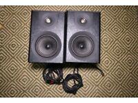 Wharfdale Diamong IV Speaker Pair (100 Watts, 8hms each)