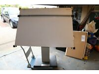 Mutoh Drafting Stand and Drawing Board
