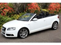 *Beautiful*2011 Audi A3 Cabriolet 1.2 TFSI S Line, FSH, 36,000 Miles*12 Months Warranty Included*