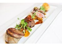 CDP £23k wanted for fine dining restaurant chigwell