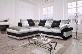 *YOUR DESIRED LIVING STYLE FURNITURE*BRAND NEW MAX CORNER OR 3+2 SOFA SET