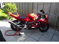 Honda CBR600F Sport 2001