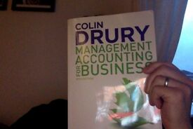 Management Accounting for Business 6th edition by Colin Drury