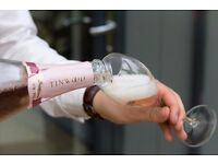 Tinwood Estate Tasting assistant - join our small exciting team pouring wine on vineyard tours