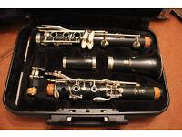 Yamaha YCL-250 Bb Clarinet