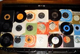 Vinyl 45s and 33s in good and bad condition. no idea wot there worth??