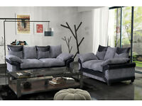 SALE PRICE SOFAS *** Get a DINO 3+2 sofa set for £440 OR Corner Sofa for £480