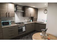 Holiday Apartment in Ayr Town Centre, 2 Bedroom, modern, fresh, bright