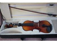 For Sale - Mastro Strings full size 4/4 Violin