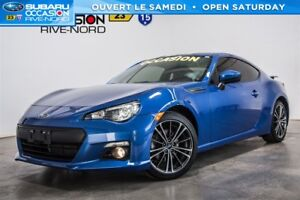 2015 Subaru BRZ Sport-tech NAVI+HID+PUS.TO.START