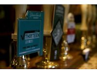 Front of House staff needed for busy country gastro pub