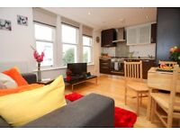 Super new 2 bed flat Great transport links - Sleeps 4