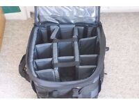 Tamrac CyberPack 6, hardly used, great condition Camera / laptop Backpack