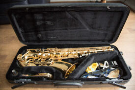 Great Yamaha YTS-275 Tenor Saxophone in excellent condtion