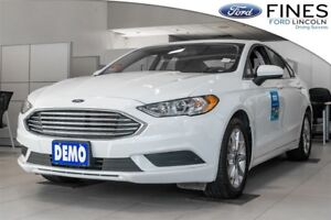 2017 Ford Fusion SE - FORD CERTIFIED WITH RATES FROM 1.9% APR