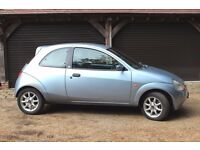 Ford KA Zetec **only 23,000 miles from new**