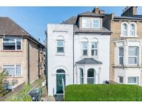 Large 2 bed converted flat on the first floor of semi-detached Victorian house off Stanstead Road.
