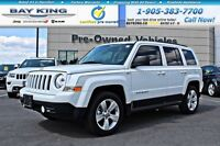 2014 Jeep Patriot Sport/North, ONE OWNER TRADE THAT JUST ARRIVED