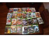 XBOX 360 KINNEXT PLUS GAMES and ROXIO GAME CAPTURE CARD