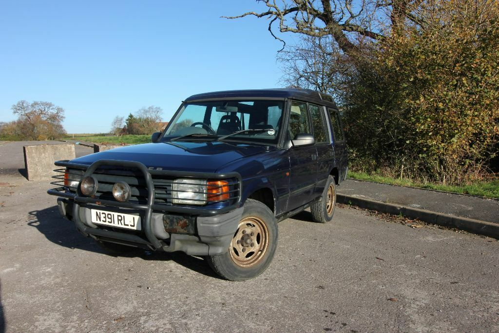 land rover discovery 300tdi runs but has no mot in. Black Bedroom Furniture Sets. Home Design Ideas