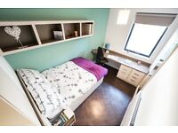 Double Room with Ensuite in flat of 5 (STUDENTS ONLY)