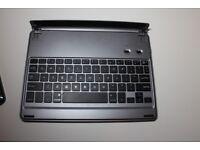 IWANTIT IAKBCGRY15 iPad Air Case - Grey - Bluetooth Keyboard