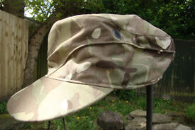 NEW - Current British Army Issue MTP Patrol CAP (Medium)