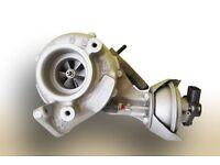 Turbocharger 760220 for 2.0 HDI - Citroen, Peugeot, Fiat, Lancia. 1997 ccm, 136 BHP, 100 kW. Turbo.