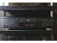 Denon DCD-655 Black CD player