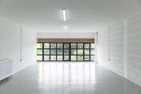 Artist Studio, Creative Workspace in East London, Leyton: Forest Park Studios –Cell Studios