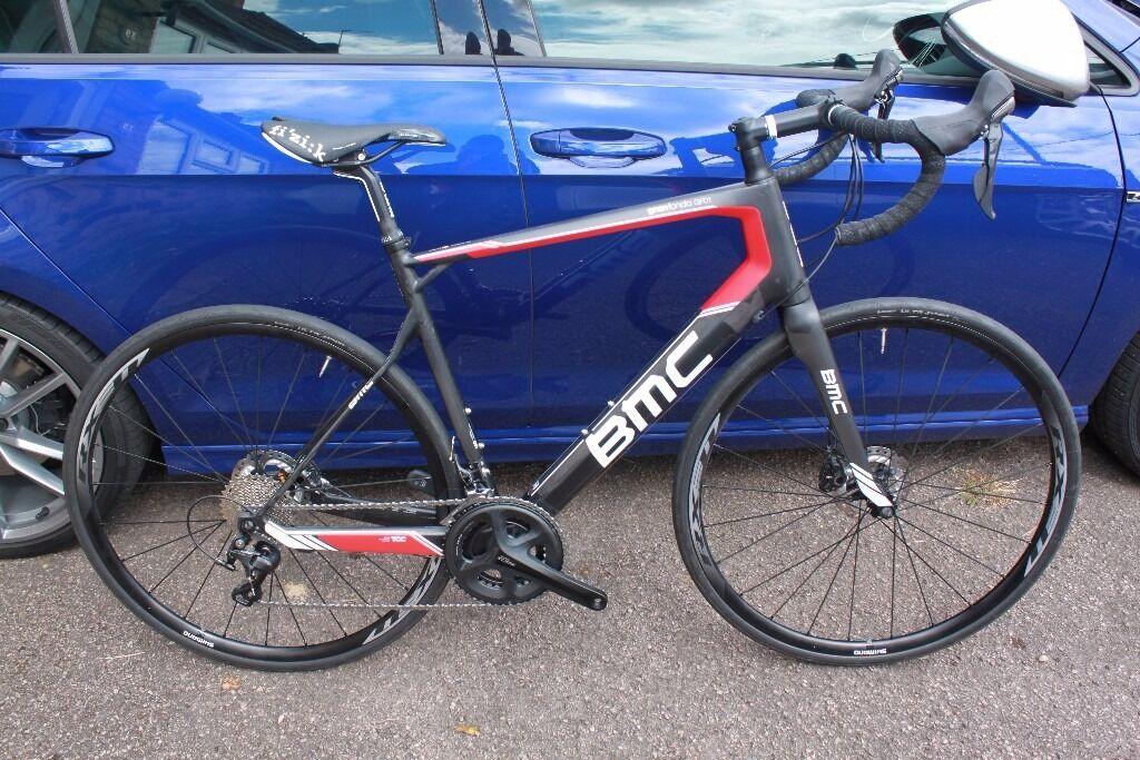 BMC Granfondo GF01 Disc 105 Carbon Road Bike 58 frame - Brand New ...