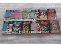 Manga/Graphic Novels - Shaman King - Hiroyuki Takei - books 1 to 12