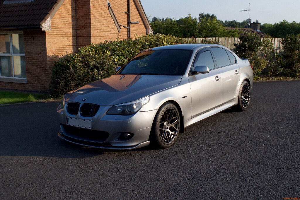 bmw 535d m sport in portadown county armagh gumtree. Black Bedroom Furniture Sets. Home Design Ideas