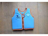 Speedo Sea Squad Float Vest Blue 1-2 Years