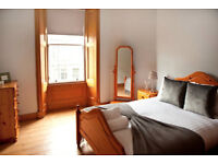 Bright 3 bed Victorian flat by Botanical Gardens, Available as of Jan, students welcome